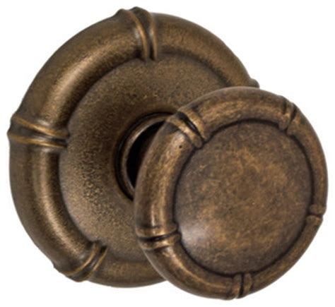 Japanese Door Knob by Chi Passage Knob Set Door Hardware Miami