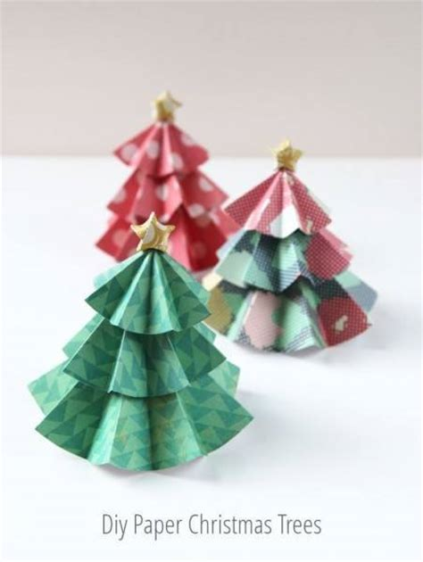 The Process Of Paper From Trees - 26 crafty mini trees that will get you in the