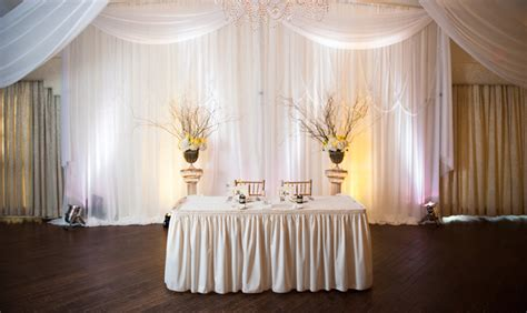 white draping w drapings custom event draping chiffon ceiling