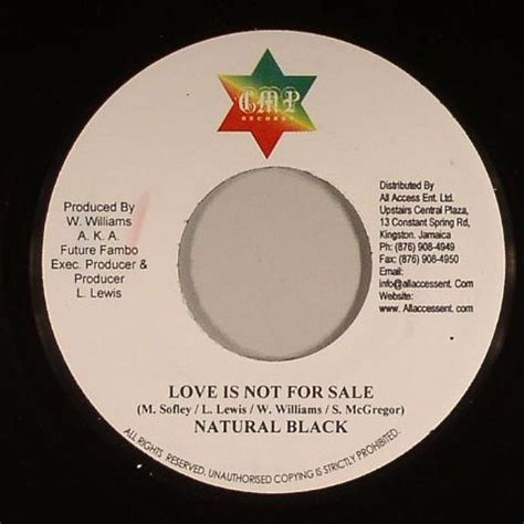 rami my love is not for sale natural black steve mcgregor love is not for sale casino