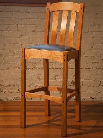 Arts And Crafts Style Bar Stools by Arts And Crafts Style Bar Stool Woodcraft