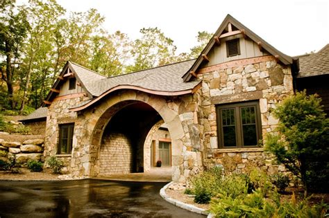 craftsman house plans with porte cochere gabriel builders craftsman exterior other by