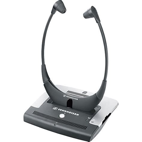 Headphone Headset Stereo Sennheiser sennheiser is410 infra stereo headphone assistive is410