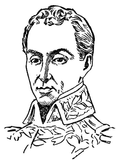 Imagenes A Blanco Y Negro De Simon Bolivar | 24 de julio aniversario del nacimiento del libertador