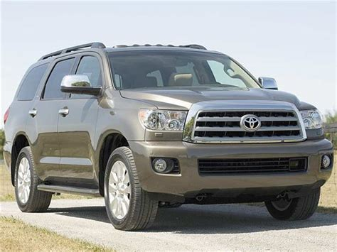 Discontinued Toyota Models Toyota Seqouia Discontinued Autos Post