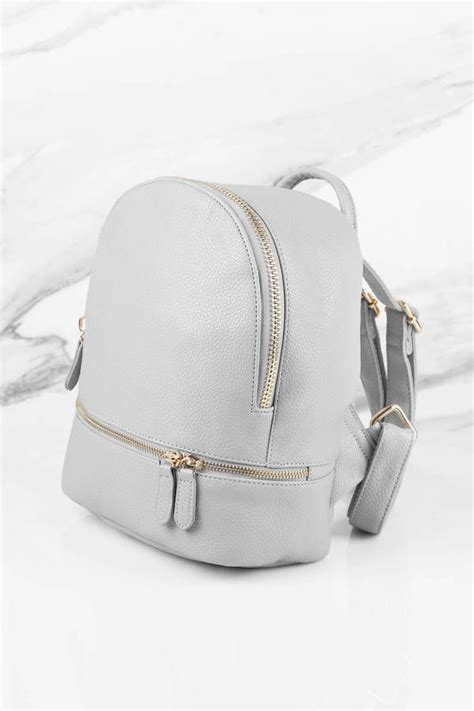 suzie faux leather backpack faux leather backpack