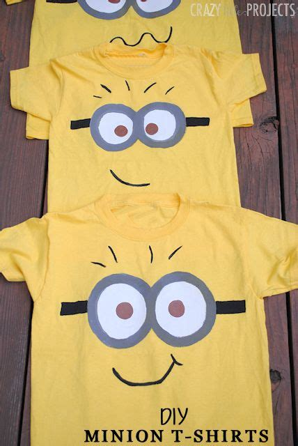diy minion costume ideas  halloween