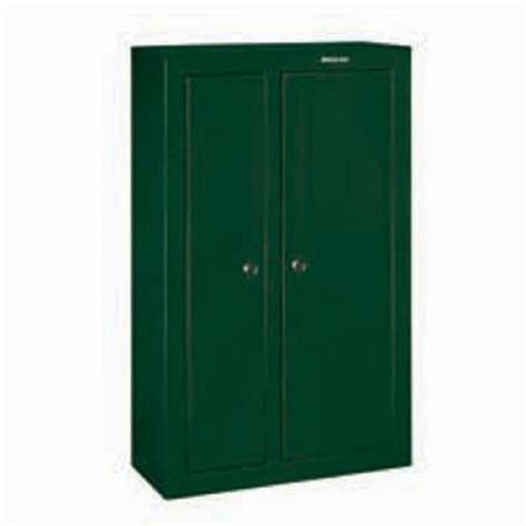 Kitchen Cabinet Paint Kits by Shop Stack On 10 Gun Keyed Gun Safe At Lowes Com
