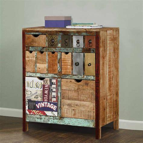 repurposed furniture phoenix phoenix rustic reclaimed wood 13 drawer dresser chest