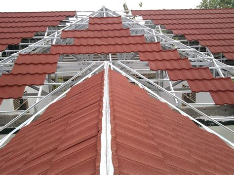 genteng metal multiroof roof surya roof sky roof jual ask home design