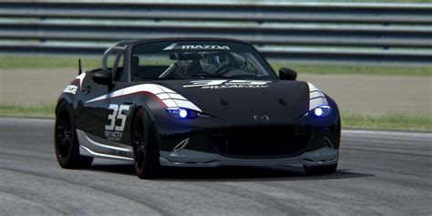 global cup assetto corsa mazda mx 5 global cup car pitlanes