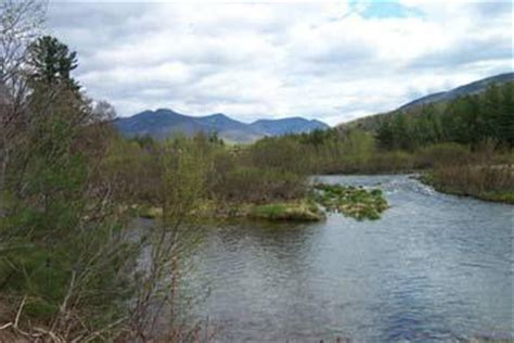 pemi river waterfront waterville and loon mts area vrbo brooks are flowing in the rain white mountain waterfront
