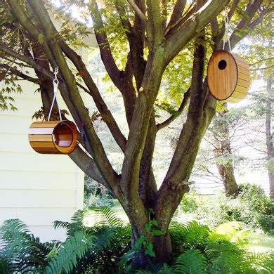 Tempat Burung Bertelur 1 Set Tempat Dan Serat Serat Kasar taman bambu nusantara sarang tempat makan burung dari bambu