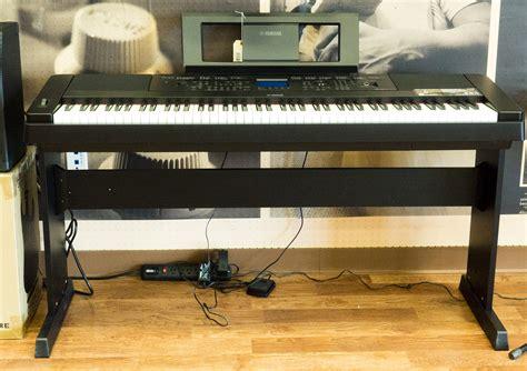 Digital Piano Yamaha Dgx 660 Original yamaha dgx660b digital piano ebay
