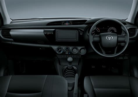 Toyota Single Cabin by Toyota Hilux Single Cabin Dealer Toyota Jakarta Timur