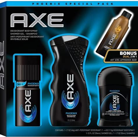 rite aid axe dark temptation shsoo body sprayetc gift set axe gift set coupons 3 00 axe gift set living rich with coupons 174
