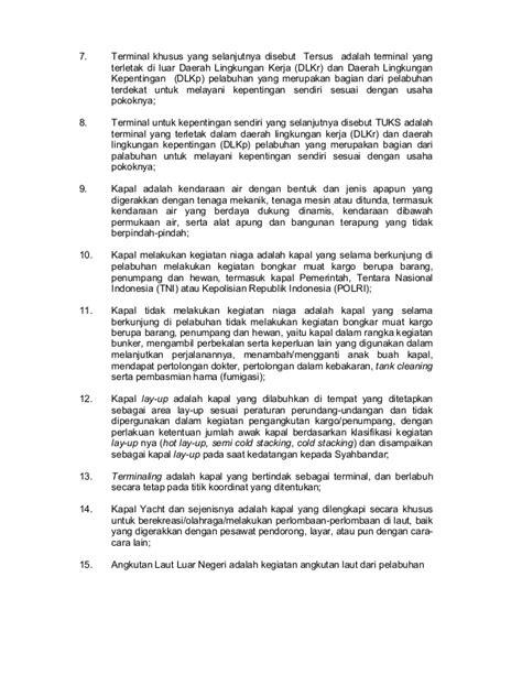 Tali Rami Batam batam port official tariff