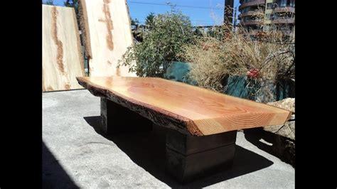 muebles rusticos madera nativa youtube