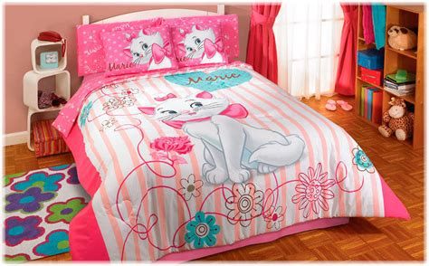 Kitten Bedding Set New Pink White Kittie Kitten Cat Comforter Bedding Sheet Set Ebay