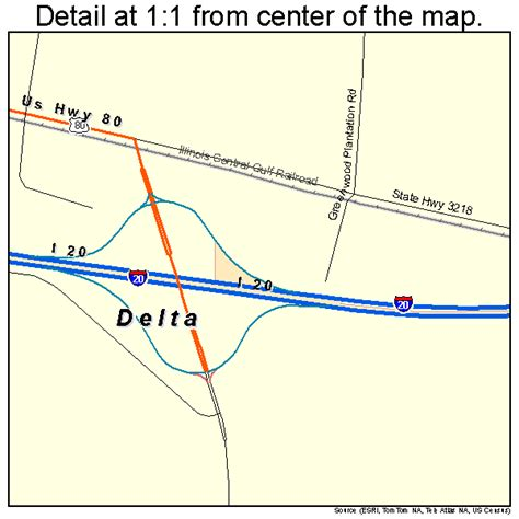louisiana delta map delta louisiana map 2220330