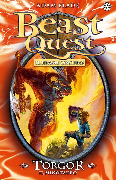 Torgor Il Minotauro Beast Quest Vol 13 E Book Adam