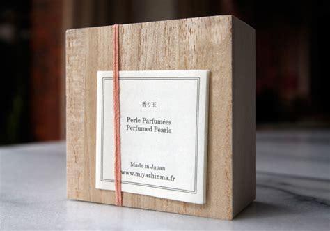 Miya Shinma Perfumed Kili Box by Miya Shinma Perle Parfum 233 E Notcot