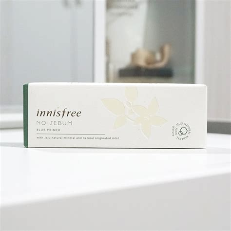 Harga Innisfree No Sebum Blur Primer innisfree no sebum blur primer review