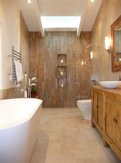 9 charming and rustic bathroom design ideas