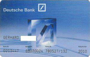 deutsche bank business card bank card deutsche bank deutsche bank germany federal