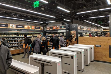 amazon retail store interview tech expert on his visit to the amazon go store