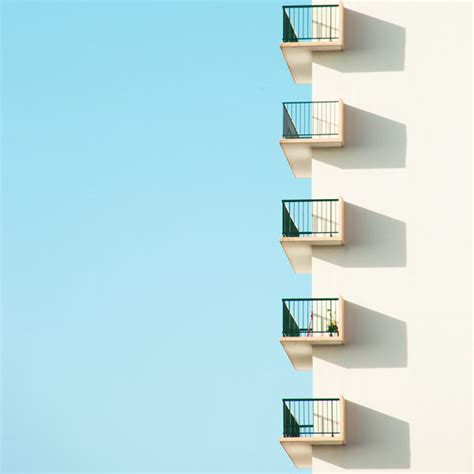 minimalism architecture photography by matthieu venot