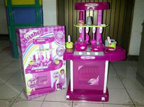 Kitchen Set 3 In 1 Koper jual kitchen set koper dapur dapuran mainan edukatif