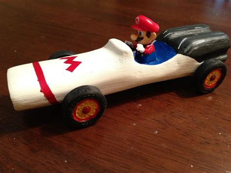 mario kart pinewood derby template pinewood derby blanks pinewood derby car templates blank