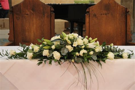 table floral arrangements top table flower arrangements for weddings google search