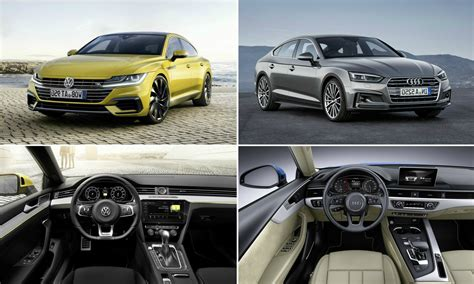 Vw Und Audi by 9 Interesting Facts About The New Volkswagen Arteon