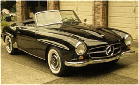 vintage mercedes convertible cars mercedes