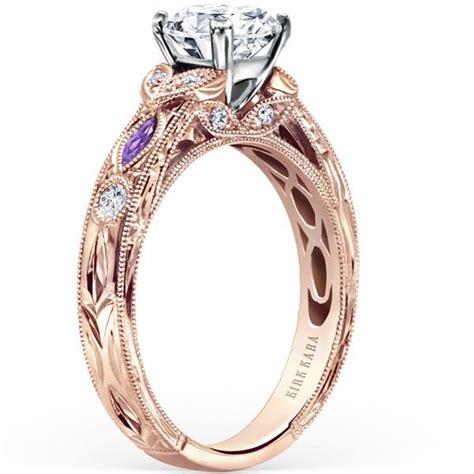 Ben Garelick Jewelers · Kirk Kara Dahlia Amethyst Diamond