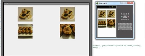 different rowheights in android gridview or equivalent equal sizes of pictures gridview in android