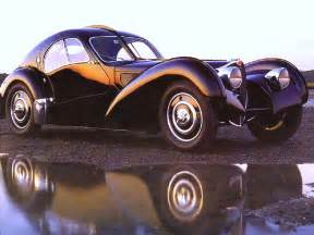 Bugatti Atlantic City 1937 Bugatti Type 57sc Atlantic Electron Coupe Black Frt