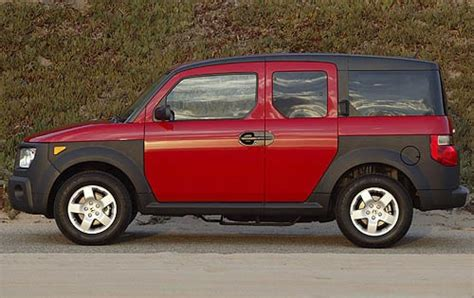 2006 Honda Element by 2006 Honda Element Information And Photos Zombiedrive