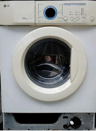 Mesin Cuci Otomatis Front Loading mesin cuci lg front loading gagal start dan putaran searah