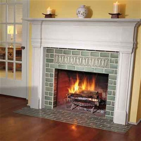 How To Upgrade A Fireplace by Tile The Surround 17 Fireplace Upgrades This House