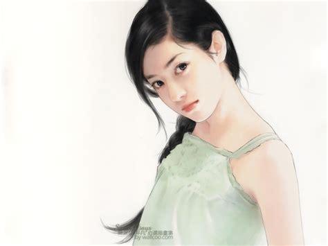 50 beautiful asian girls wallpapers