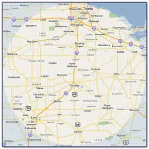 Northwest Ohio Map by Propane Inc Serving Northwest Ohio For Over 30 Years