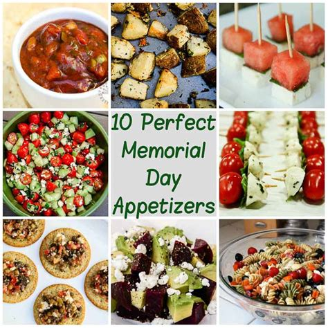 Cpwm Memorial Day Bbq Appetizer Menu by 10 Memorial Day Appetizers Recipe Roundup