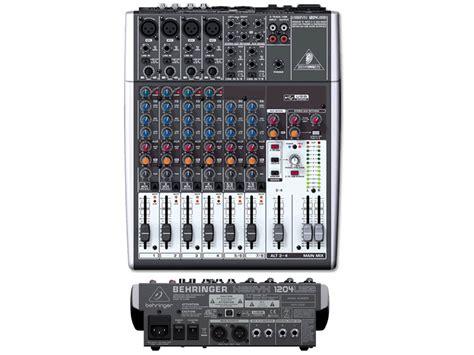 Mixer Xenyx 1204 Usb nasillo musica il tuo negozio di musica
