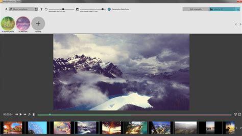 tutorial video deluxe magix magix photostory deluxe create a slideshow