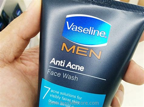 Pureglow Acne Cleanser Wash 100gr vaseline anti acne wash 100g buydee store