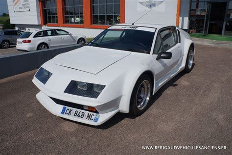 Renault Alpine A310 by Berigaud V 233 Hicules Anciens Renault Alpine A310 V6