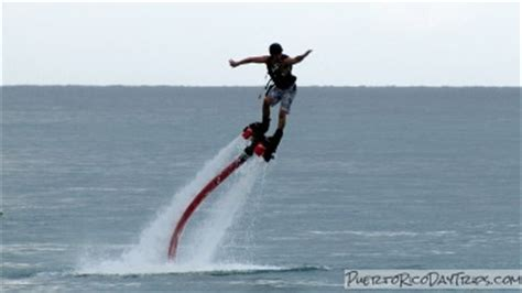jet ski water rocket flyboard puerto rico puerto rico day trips travel guide